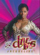 2001 WWF WrestleMania (Fleer) Jacqueline 65