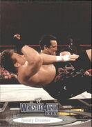 2003 WWE WrestleMania XIX (Fleer) Tommy Dreamer 15