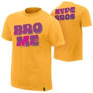 Hype Bros Bro Me Authentic T-Shirt
