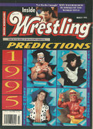 Inside Wrestling - March 1995