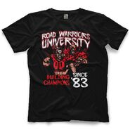 Legion of Doom Road Warriors University T-Shirt