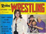 The Ring Wrestling - September 1976
