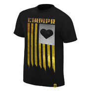 Tommaso Ciampa Blackheart Youth Authentic T-Shirt