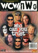 WCW Magazine - August 1998