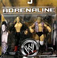 WWE Adrenaline Series 18 Lance Cade & Trevor Murdoch
