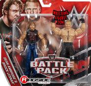 WWE Battle Packs 43.5 Dean Ambrose & Brock Lesnar