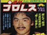 Weekly Pro Wrestling No. 199