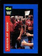 1991 WWF Classic Superstars Cards Legion Of Doom 46