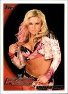 2010 WWE (Topps) Natalya 61