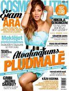 Cosmopolitan (Latvia) - August 2014