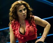 Heel Mickie James