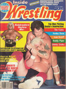 Inside Wrestling - October 1981