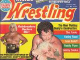 Inside Wrestling - October 1981
