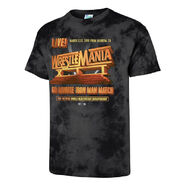 WWE WrestleMania XII '47 Brand Vintage Tubular T-Shirt