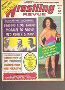 Wrestling Revue - June 1974