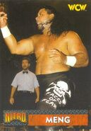 1999 WCW-nWo Nitro (Topps) Meng 14