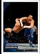 2010 WWE (Topps) Matt Hardy 5