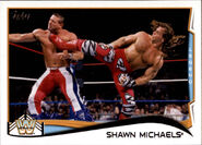 2014 WWE (Topps) Shawn Michaels 109