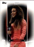 2017 WWE Women's Division (Topps) JoJo 19