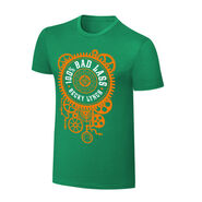 Becky Lynch 100% Bad Lass St. Patrick's Day T-Shirt