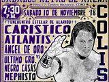CMLL Sabados De Coliseo (November 10, 2018)