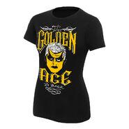 Goldust The Golden Age Is Back Women's Authentic T-Shirt