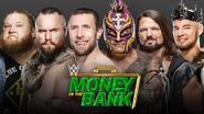 MITB 20 Men's Money in the Bank ladder match