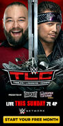 TLC 2019 Poster