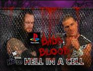 Undertaker vs. Shawn Michaels Badd Blood In Your House