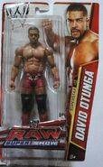 WWE Series 25 David Otunga