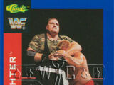 1991 WWF Classic Superstars Cards Sgt. Slaughter (No.26)