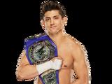 NXT Cruiserweight Championship/Champion gallery