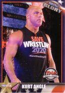 2013 TNA Impact Glory Wrestling Cards (Tristar) Kurt Angle 3
