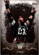 2016 Topps WWE Undisputed Wrestling Cards X-Pac 99
