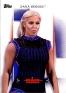 2017 WWE Women's Division (Topps) Dana Brooke 17