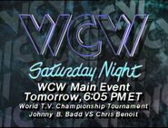 February 23, 1993 WCW Saturday Night 18