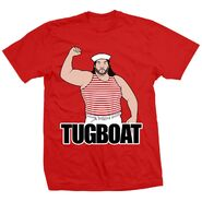Fred Ottman Tugboat T-Shirt