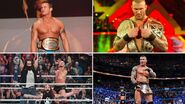 Grand Slam winners Randy Orton