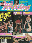Inside Wrestling - April 1989