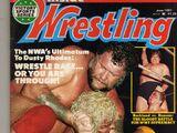 Inside Wrestling - June 1981