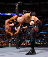 Kane vs NXT