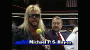 Michael PS Hayes int