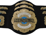 NEVER Openweight Six Man Tag Team Championship