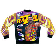 Razor Ramon Retro Fanimation Chalk Line Jacket