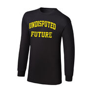 Seth Rollins Undisputed Future Long Sleeve T-Shirt