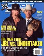Smackdown Magazine Sept 2004