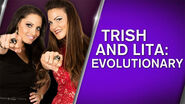 Trish and Lita Evolutionary