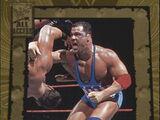 2002 WWF All Access (Fleer) Kurt Angle (No.91)