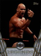 2018 Legends of WWE (Topps) Stone Cold Steve Austin 49