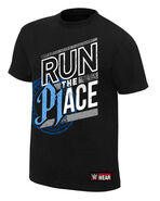 AJ Styles Run The Place Youth Authentic T-Shirt